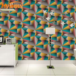Fabrieksprijs 3D-achtergrond voor Home Decor