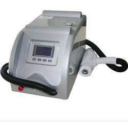 La eliminación de tatuajes láser Nd YAG Máquina portátil Q-Switch Ce