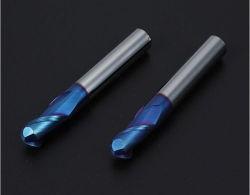 60 CNC van de Molen van het Eind van de Neus van de Bal van de schroef de Machinaal gesneden Snijder van het Malen van het Carbide