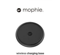 Mophie Base de recharge sans fil pour téléphone mobile iPhone X 8 8p et d'autres chargeur Qi