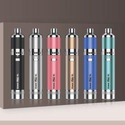 Kit Yocan evoluir Plus XL vaporizador de cera Pen 1400mAh Vape Kit Caneta DAB bobina quádrupla de Vapor de enormes