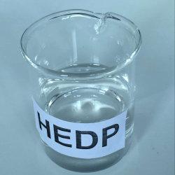 HEDP el 60% líquido Etidronic acid inhibidores de corrosión para tratamiento de agua Chemical-Hoochemtec