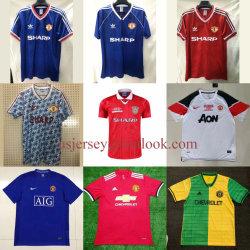 Comercio al por mayor Mancheste/R de las Naciones F. C Premier League Hombres Mujeres Jóvenes retroceso hogar lejos del fútbol Camisetas de fútbol camisetas