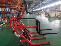 Un carrello elevatore idraulico elettrico da 0.5 tonnellate di norma ISO