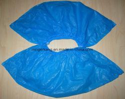 使い捨て可能なプラスチックCPEの靴カバー