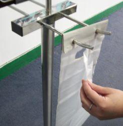 Imprimé sac en plastique pour parapluie humide
