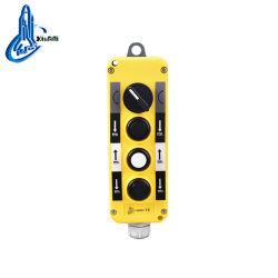 Xdl10-Epbd4 kunststof kast met 4 gaten voor de elektronische elektrische bedieningskast