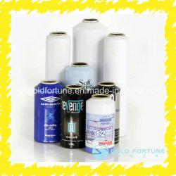Алюминиевый корпус аэрозольного баллона для волосы мусс, крем от загара, дезодорант
