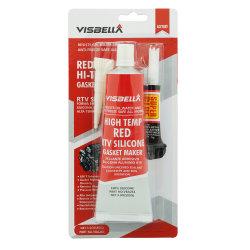 Высокая температура резиновую прокладку Maker красный силиконовый герметик RTV