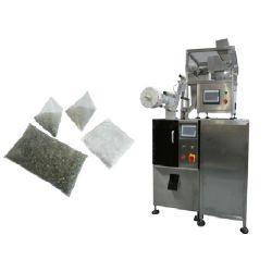 Sp-25 цветочный чай пирамида упаковочные машины