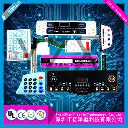 Interruttore di membrana con gli obiettivi del comitato dell'altoparlante di Bluetooth