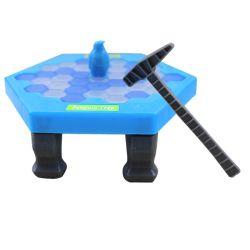 Briser la glace Kid gros cadeau Penguin piège Puzzle Super jeu de la carte mère de famille
