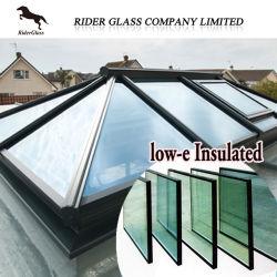 Один двойной тройной серебряный с низким E изолированный стекла двойное остекление окон и изоляционные блоки с остеклением полой МГС вакуумного стекло стекло наружной стены здания