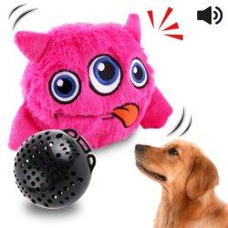 Agitar automático Crazy Bouncer juguetes para cachorro Cat&Dog Toy