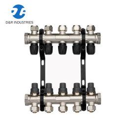 Dr 9006 латунные подогрева воды в системе коллектора