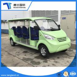 كهربائيّة صغيرة سيّارة أربعة عجلة 11 مقادة كهربائيّة زار معلما سياحيّا سيّارة