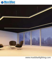 LED подвесной светильник для дома и офиса светодиодный индикатор фрагмента линейного перемещения
