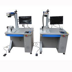 20With30With50W Raycus Metallfaser-Laser-Markierungs-Maschine mit Dreheinheit