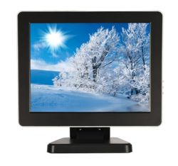 "9.7 "" USB Monitor met Touch Screen voor Computer External Display"