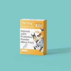 猫および犬修理および改造の共同軟骨のためのペットフードペット栄養物の補足