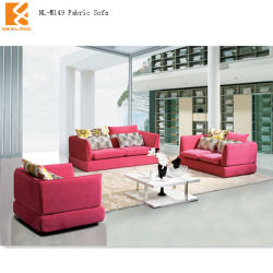 Newland Furniture, moderne New Model Fabric Designer Sofa (NL-M149)