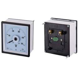 Graden van de Meter van het Voltage van de Gelijkrichter van de Reeks van BR de Vierkante 240 (GL72V GL48V A.C. Voltmeters BR-GL96V)