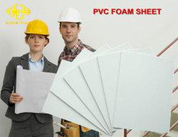 Feuille de mousse en PVC blanc pour le tableau 6-20mm