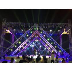 Быстрая установка алюминиевых освещения этап подъема концерт событие опорных