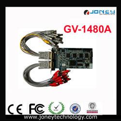 Geovision logiciel basé sur PC PCI-E Gv1480Carte d'un DVR