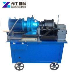 Draadschroefstang Rising Thread Rolling machine uit China produceert