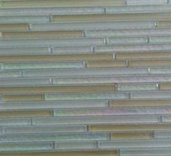 فسيفساء من الزجاج البلوري اللامع ما بعد Ma-GS1032
