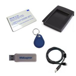 Rfidloginer Mini USB para proteger o seu iPad
