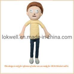 Plüsch-Little Boy-Puppe-Modell angefüllte Spielzeug-Kind-Spielwaren