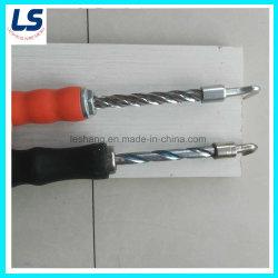 Cable de alta resistencia Twister Herramienta con mango de caucho