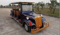 Elektro-Golfwagen Mit 8 Sitzplätzen