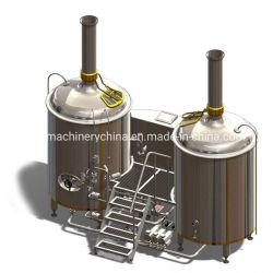マイクロビール醸造所のBrewhouse 1000Lのプラントビール醸造の設備製造業者
