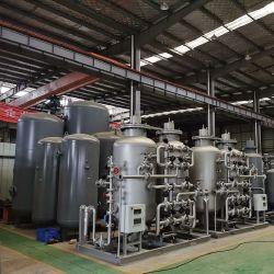 El 99,999% generador de nitrógeno el psa de tecnologías de producción de nitrógeno El nitrógeno que hace la máquina