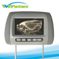 7-дюймовый ЖК-дисплей автомобиля, TFT подголовника цифрового экрана