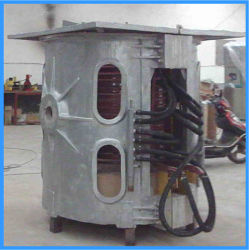 La inducción de calderas de calefacción para fundir el Metal (JL-KGPS-1T)