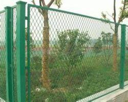 Высокое качество с покрытием из ПВХ расширенной проволочной сеткой ограждения