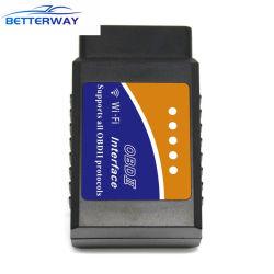 Мини-Obdii WiFi2 V1.5 поддержки Multi-Brands бортовой системы диагностики шины CAN все протоколы OBD2 той же как Elm327 сканер WiFi