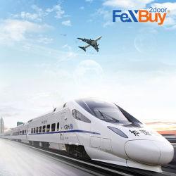 frais d'expédition de transport bon marché de la Chine à la Pologne Allemagne Train Europe porte à porte de chemin de fer