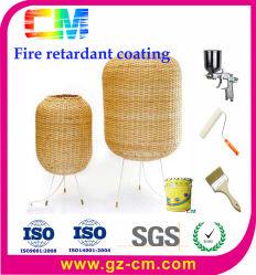 Incendio-ritardatore a base d'acqua Coating per Wood