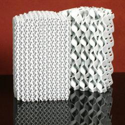 Керамические структурированных упаковки для передачи тепла и массы перенос приложений