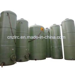 FRP/GRP 큰 수직 감기 탱크 FRP 저장 탱크