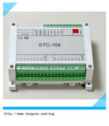 8アナログ入力はおよび4アナログ出力RS485/232 Modbus RTUのモジュールStc104を拡大する