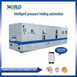 Mieux vendre en Chine pressions automatique complète le dispositif/code de numérisation/ porte le dispositif de pression de la production et de pression de ligne de la machine