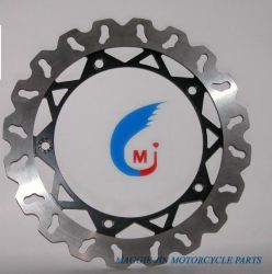 Piezas de motocicleta del disco de freno motor flotante de buena calidad