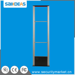 Antenne EAS RF Système Système d'alarme Portes de sécurité à la boutique en alliage aluminium Tag Label Boutique Scanner pour l'option antivol EAS