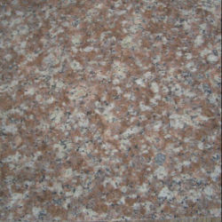سعر رخيص أحمر اللون من الحجر الجرانيت الطبيعي